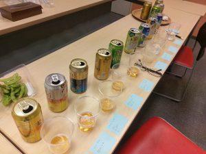 ワンナップ英会話 公式推奨ビール決定!