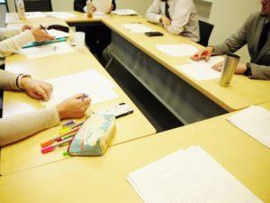 学習書会議
